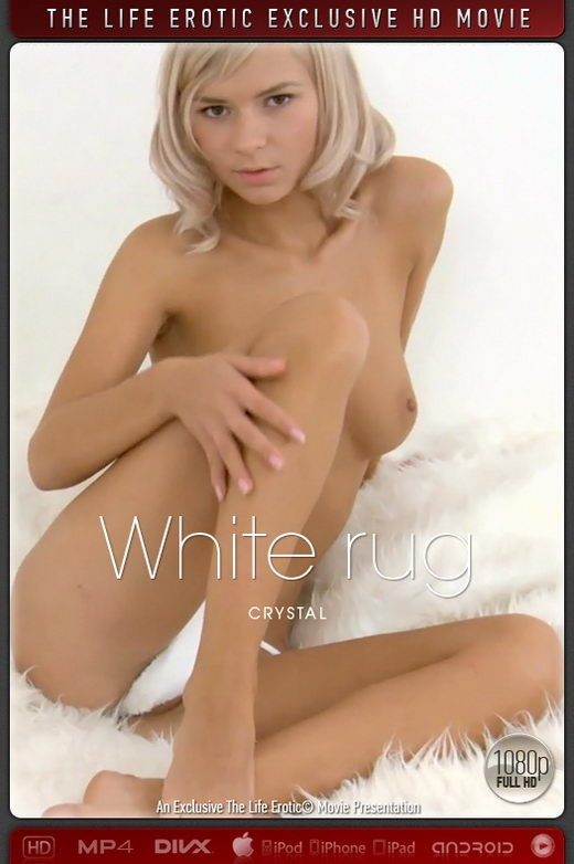 Crystal - `White Rug` - for THELIFEEROTIC