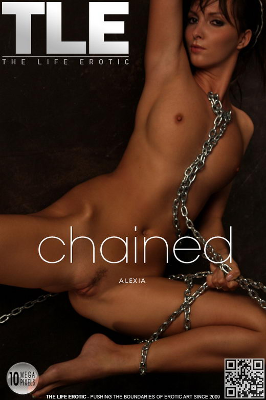 Alexia - `Chained` - by Jordan Dexter for THELIFEEROTIC