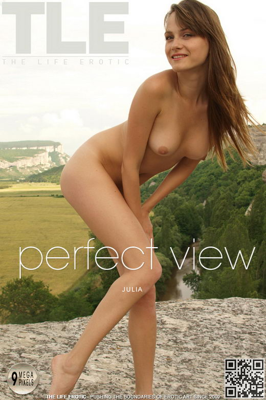 Julia - `View` - by Aleksandr Aztek for THELIFEEROTIC