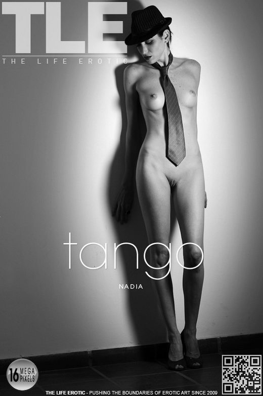 Nadia - `Tango` - by Oliver Nation for THELIFEEROTIC
