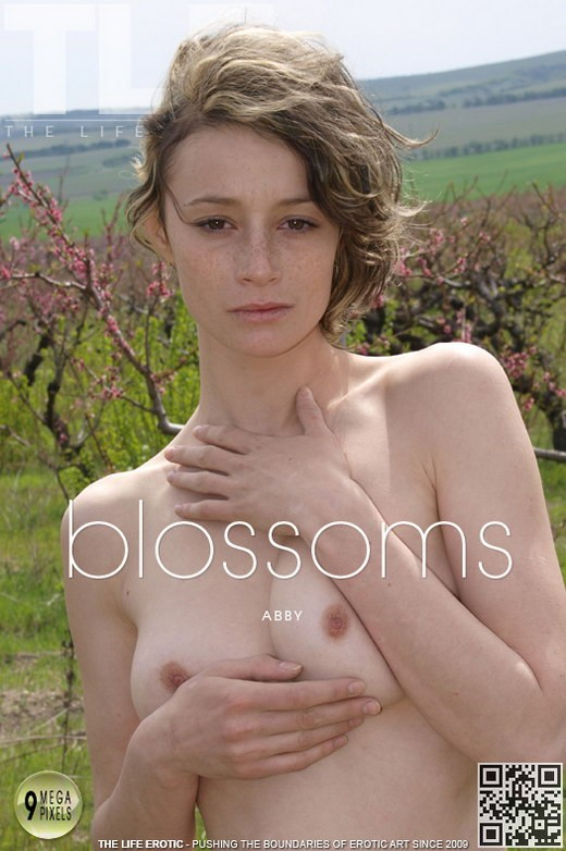 Abby - `Blossoms` - by Aleksandr Aztek for THELIFEEROTIC