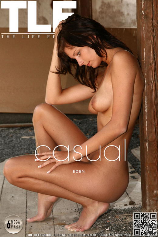 Eden - `Casual` - by Muriel Anderson for THELIFEEROTIC