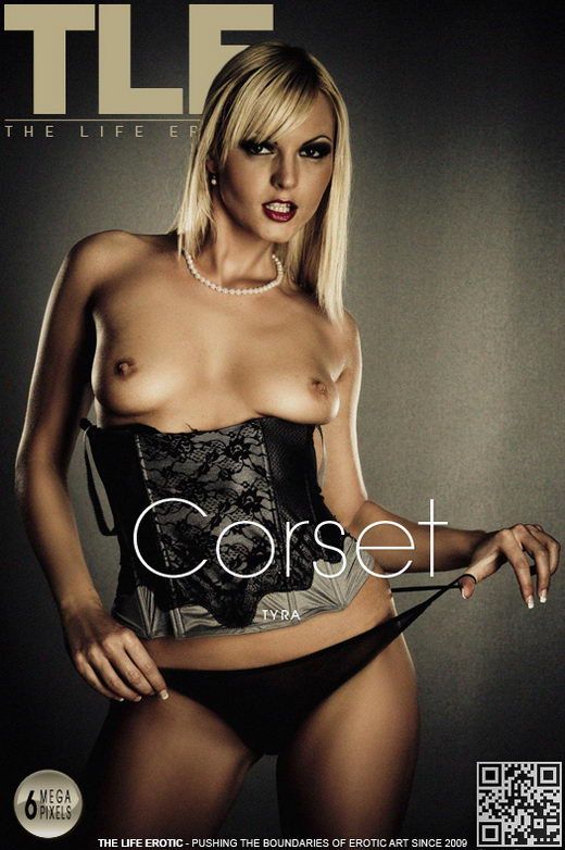 Tyra - `Corset` - by Toni Nichols for THELIFEEROTIC