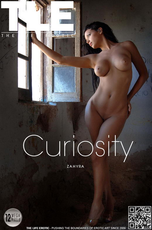 Zahyra - `Curiosity` - by Oliver Nation for THELIFEEROTIC