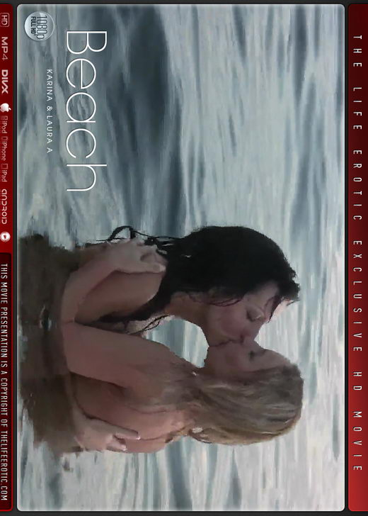 Karina & Laura A - `Beach` - for THELIFEEROTIC