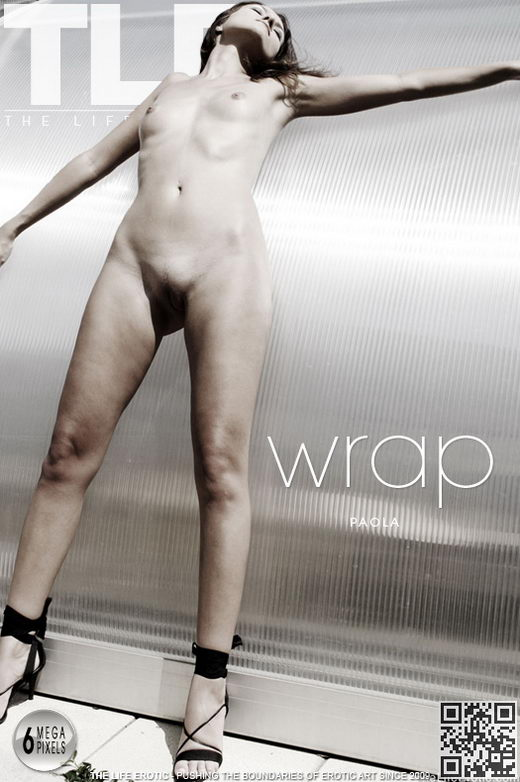 Paola - `Wrap` - by Ales Edler for THELIFEEROTIC