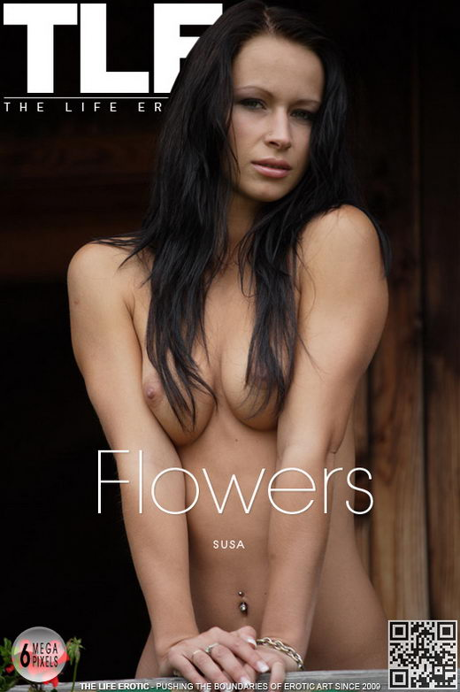 Susa - `Flowers` - by Alfy Callagen for THELIFEEROTIC