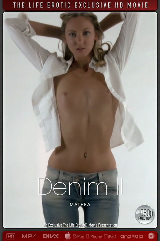 Mathea - `Denim 2` - for THELIFEEROTIC