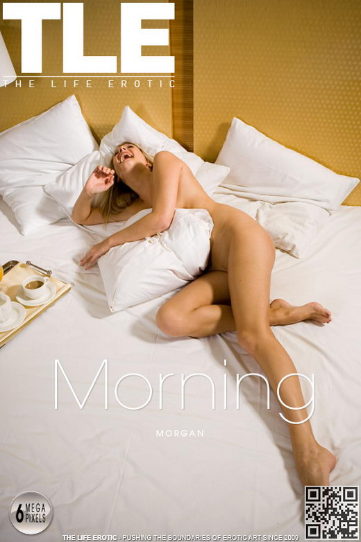 Morgan - `Morning` - by Muriel Anderson for THELIFEEROTIC