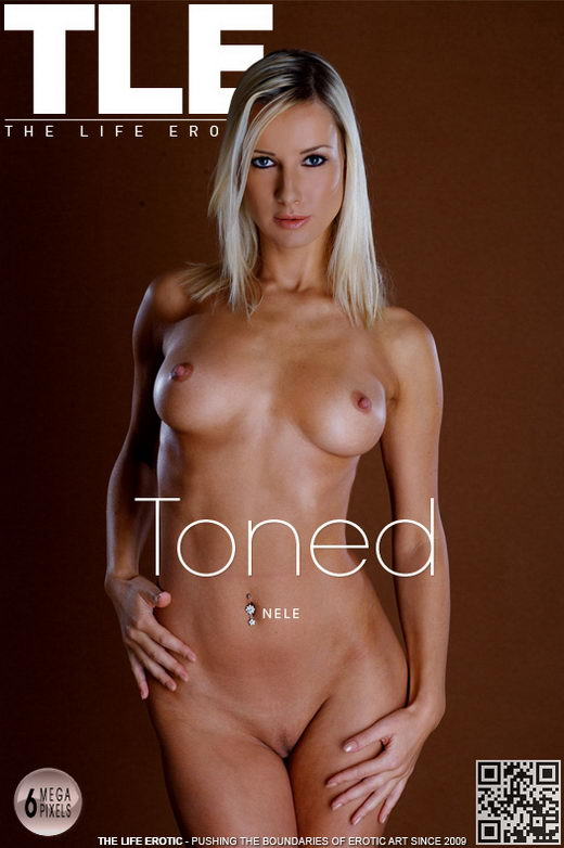 Nele - `Toned` - by Alfy Callagen for THELIFEEROTIC