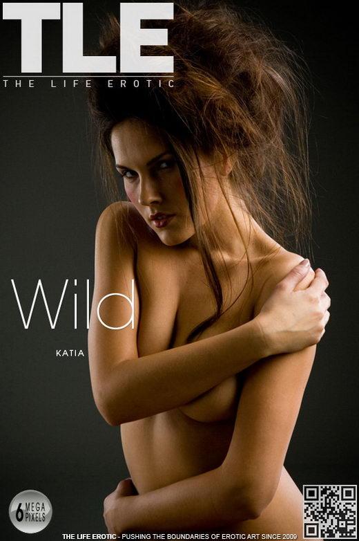 Katia - `Wild Hair` - by Jordan Dexter for THELIFEEROTIC