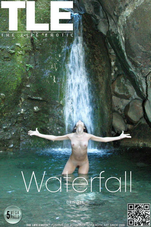 Denisse - `Waterfall` - by Oliver Nation for THELIFEEROTIC