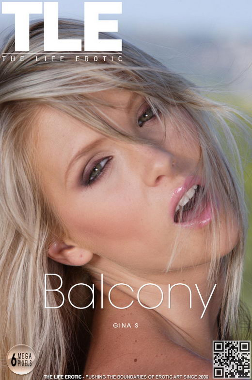 Gina S - `Balcony` - by Toni Nichols for THELIFEEROTIC