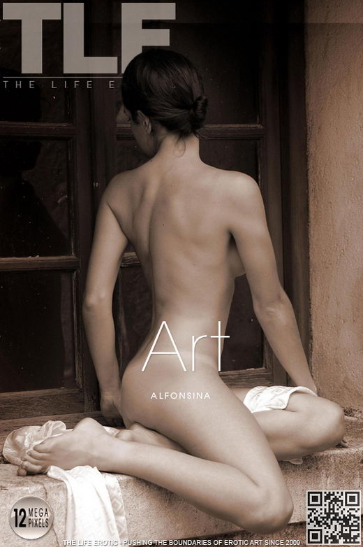 Alfonsina - `Art` - by Oliver Nation for THELIFEEROTIC