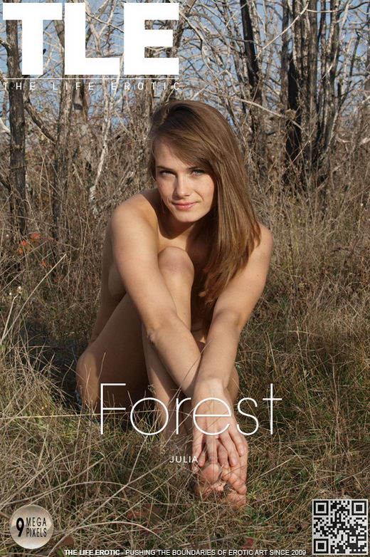 Julia - `Forest` - by Aleksandr Aztek for THELIFEEROTIC