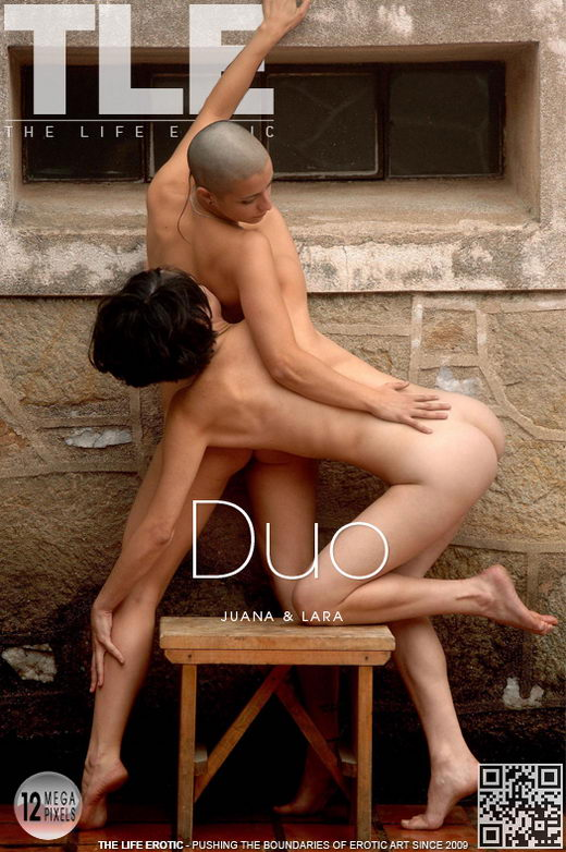 Juana & Lara - `Duo` - by Oliver Nation for THELIFEEROTIC