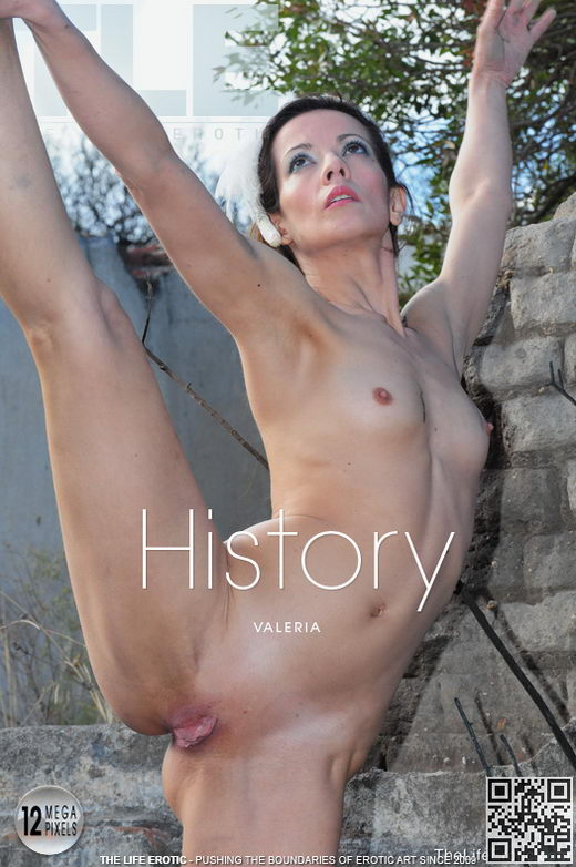 Valeria - `History 01` - by Oliver Nation for THELIFEEROTIC