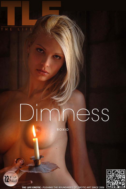 Roxio - `Dimness` - by Oliver Nation for THELIFEEROTIC
