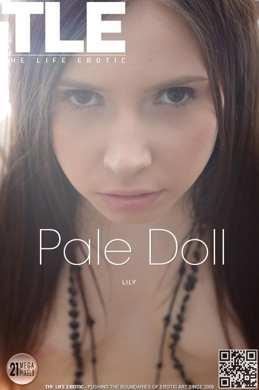 Lily - `Pale Doll` - by Ales Edler for THELIFEEROTIC