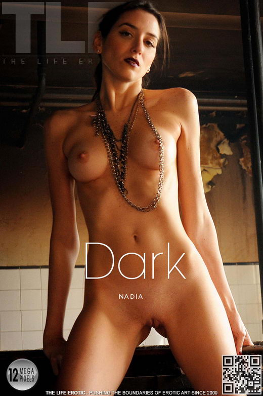Nadia - `Dark` - by Oliver Nation for THELIFEEROTIC