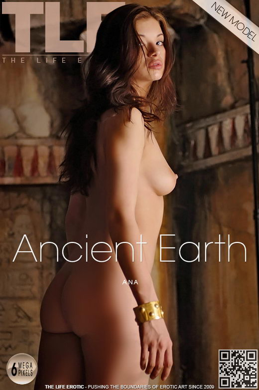 Ana - `Ancient Earth` - by Jon Barry for THELIFEEROTIC
