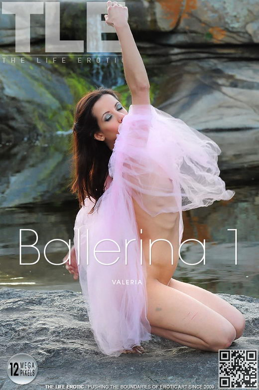 Valeria - `Ballerina 1` - by Oliver Nation for THELIFEEROTIC