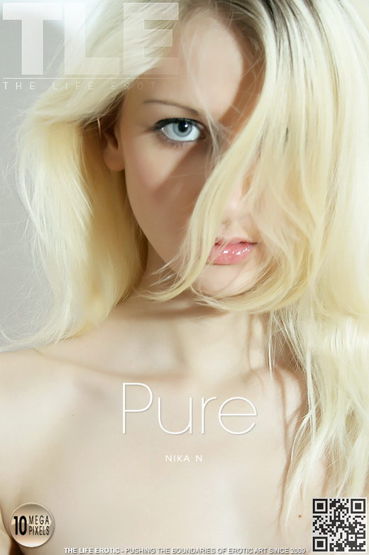 Nika N - `Pure` - by Natasha Schon for THELIFEEROTIC