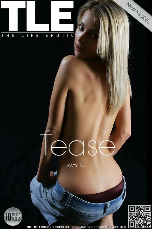 Katy N - `Tease` - by Natasha Schon for THELIFEEROTIC