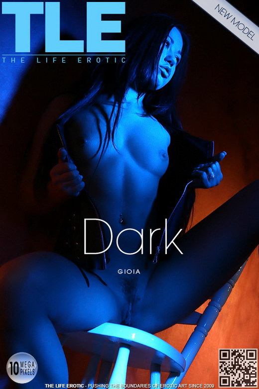 Gioia - `Dark` - by Steve Blue for THELIFEEROTIC