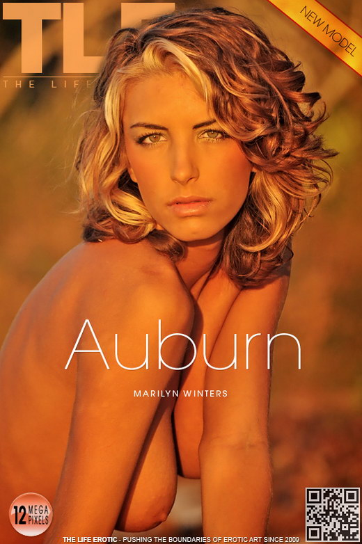 Marilyn Winters - `Auburn` - by Jon Barry for THELIFEEROTIC