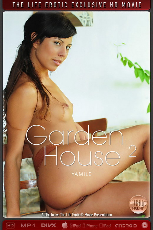 Yamile - `Garden House 2` - by Oliver Nation for THELIFEEROTIC