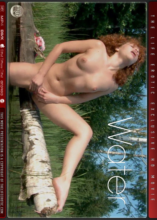 Cindy L - `Water` - by Toni Nichols for THELIFEEROTIC