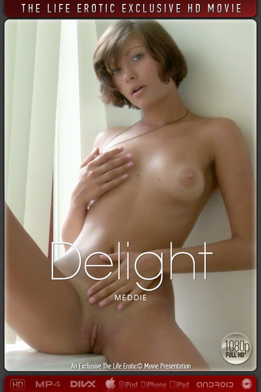 Meddie - `Delight` - by Richard Menzi for THELIFEEROTIC