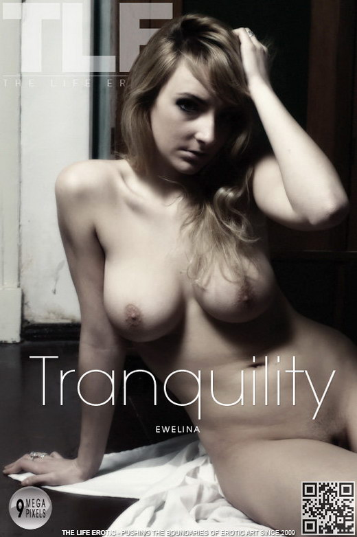 Ewelina - `Tranquility` - by Rafael Pastrini for THELIFEEROTIC