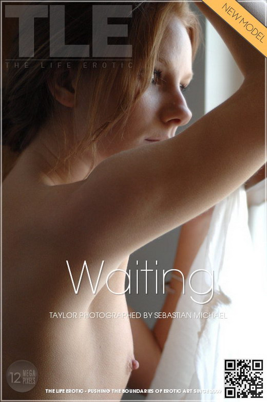 Taylor - `Waiting` - by Sebastian Michael for THELIFEEROTIC