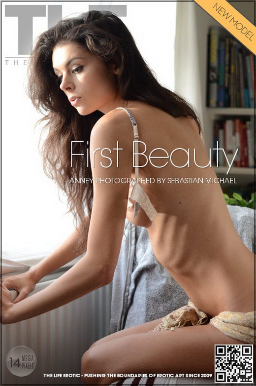 Anney - `First Beauty` - by Sebastian Michael for THELIFEEROTIC