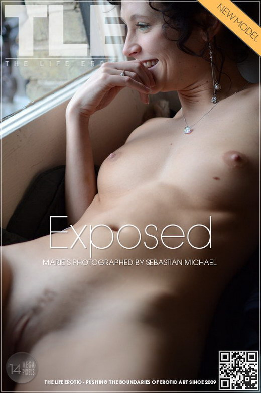 Marie S - `Exposed` - by Sebastian Michael for THELIFEEROTIC