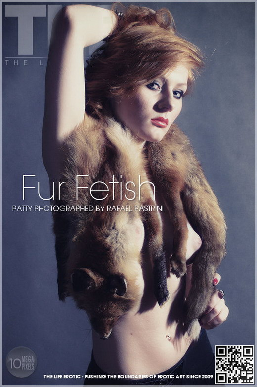 Patty - `Fur Fetish` - by Rafael Pastrini for THELIFEEROTIC