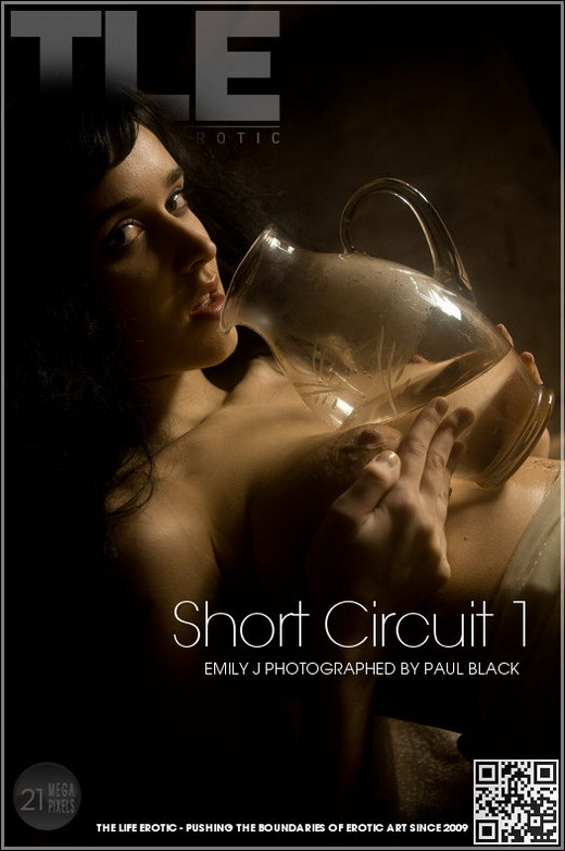 Emily J - `Short Circuit 1` - by Paul Black for THELIFEEROTIC