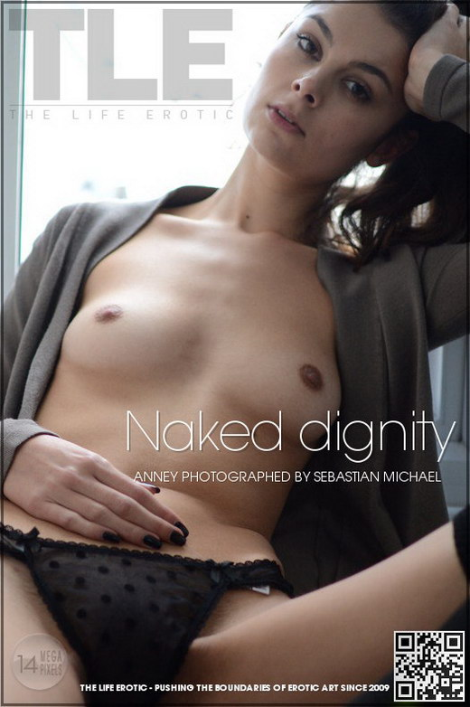 Anney - `Naked Dignity` - by Sebastian Michael for THELIFEEROTIC