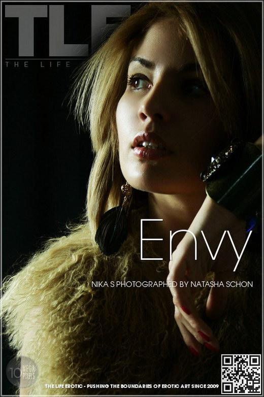 Nika S - `Envy` - by Natasha Schon for THELIFEEROTIC