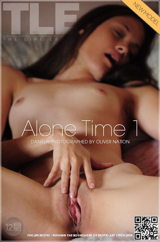 Daniela - `Alone Time 1` - by Oliver Nation for THELIFEEROTIC