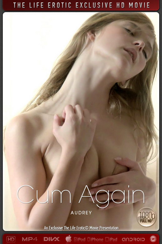 Audrey - `Cum Again` - by Anze Zender for THELIFEEROTIC