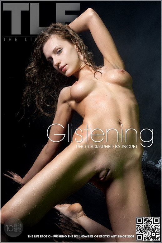Gisele A - `Glistening` - by Ingret for THELIFEEROTIC