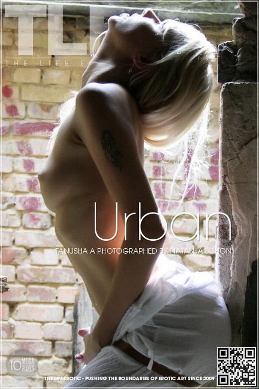 Tanusha A - `Urban` - by Natasha Schon for THELIFEEROTIC