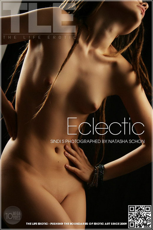 Sindi S - `Eclectic` - by Natasha Schon for THELIFEEROTIC