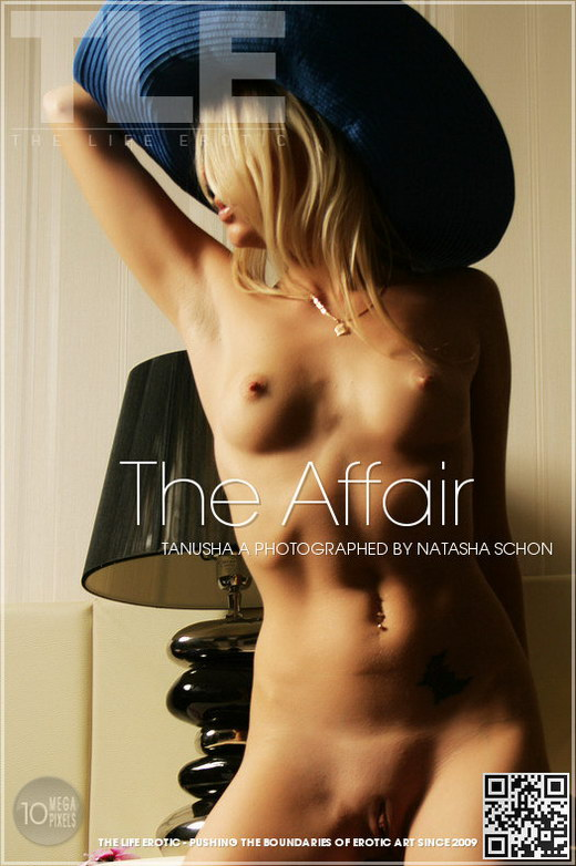 Tanusha A - `The Affair` - by Natasha Schon for THELIFEEROTIC