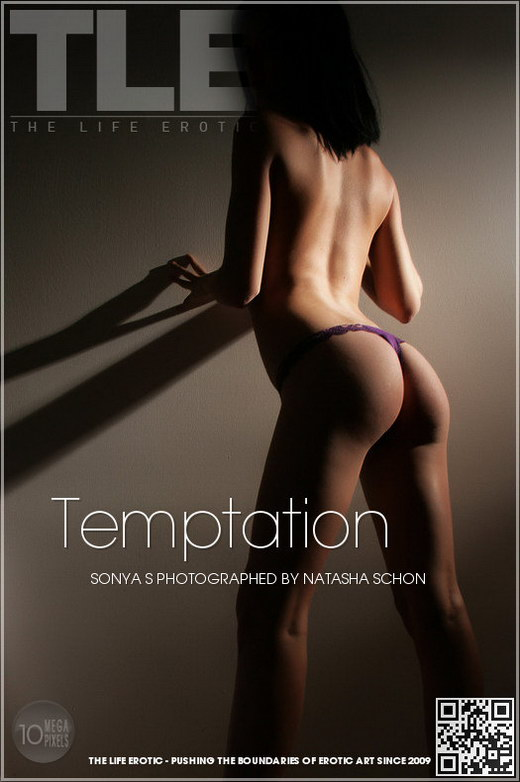 Sonya S - `Temptation` - by Natasha Schon for THELIFEEROTIC