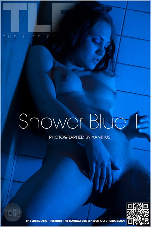Mira V - `Shower Blue 1` - by Xanthus for THELIFEEROTIC