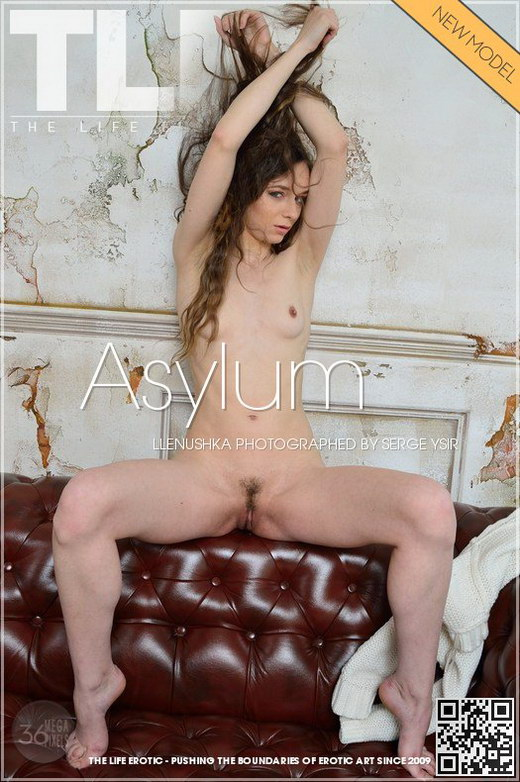 Llenushka - `Asylum` - by Serge Ysir for THELIFEEROTIC